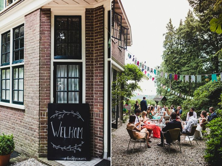 Vlaggetjes Rosemary Rainbird garland The Netherlands Part 2 – Jeremy & Rozemarijn | Alice Mahran