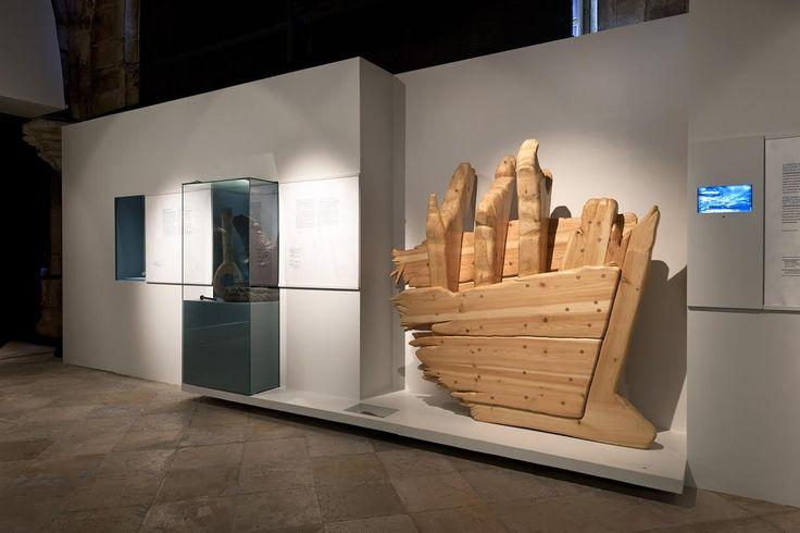 Museu nacional de arqueologia : O tempo resgatado ao mar