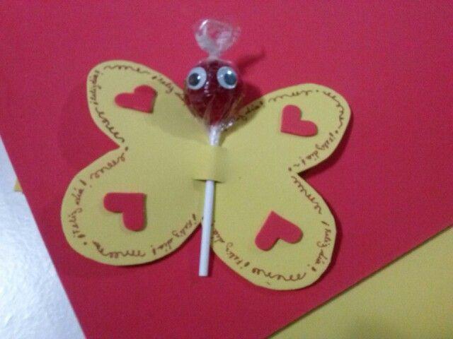 Mariposa de foami para souvenir ideas pinterest - Mariposas goma eva ...