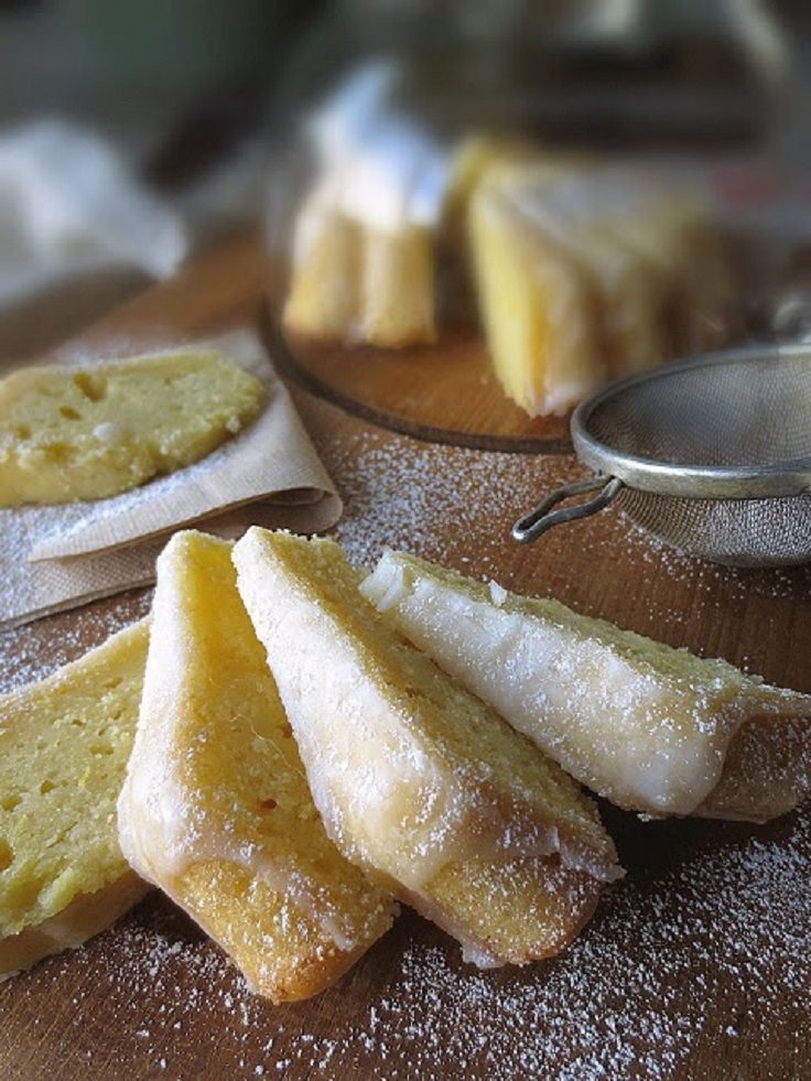 Italian Lemon & Olive Oil Pound Cake with Limoncello Glaze and other yummy recipes.