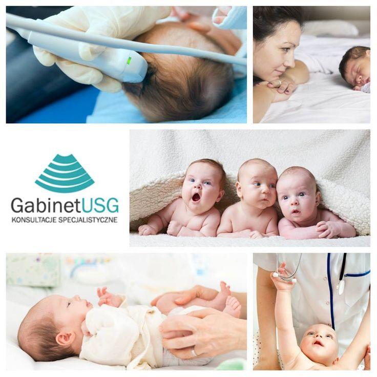 #Niedotlenienie płodu w ciąży, jest głównym wskazaniem do wykonania #USG mózgu u niemowląt. Szczegóły▶️ http://www.gabinetusg.com.pl