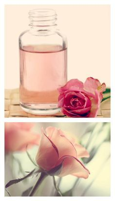 Agua de rosas, gotas de rocío para tu piel.