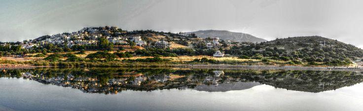 Panorama Agios Nikolaos Anavyssos by Kosmas Karachles on 500px
