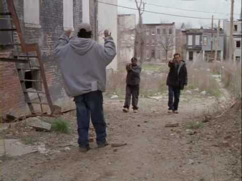 The Wire - season 1 - Omar is coming