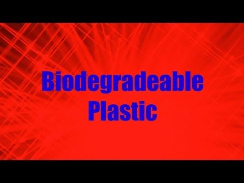 Here's a video that shows you how to make your own biodegradable plastic. https://www.youtube.com/watch?v=cWrat9bZVq4    For more biodegradable products please visit - www.chamnessbiodegradables.com.    #chamnessbiodegradables #biodegrableplastic