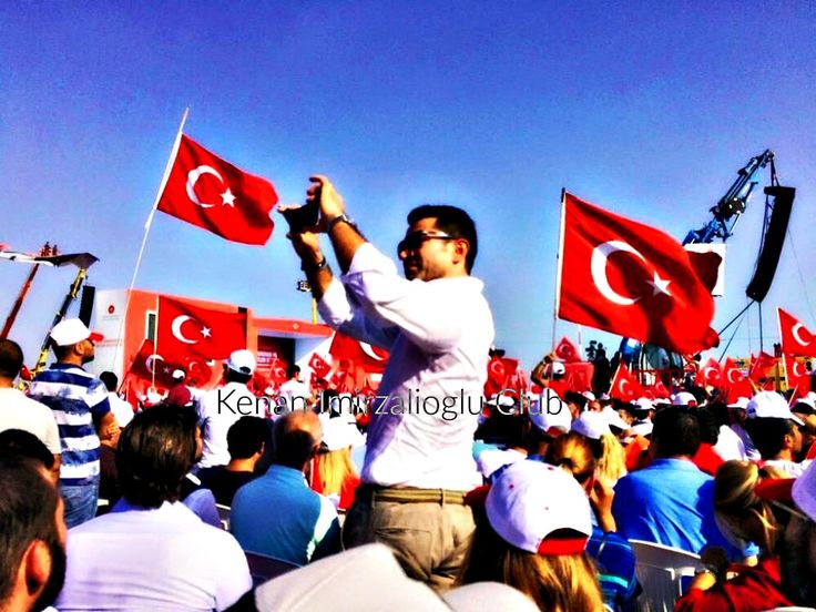 #kenanimirzalioglu  at #yenikapi rally (7/8/2016)