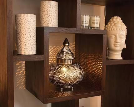This Moroccan Inspired Table Lamp Has Been Hand Hammered And Finished In Silver Nickel Stylish Offers A Beautiful Ambient Light Will Give Any