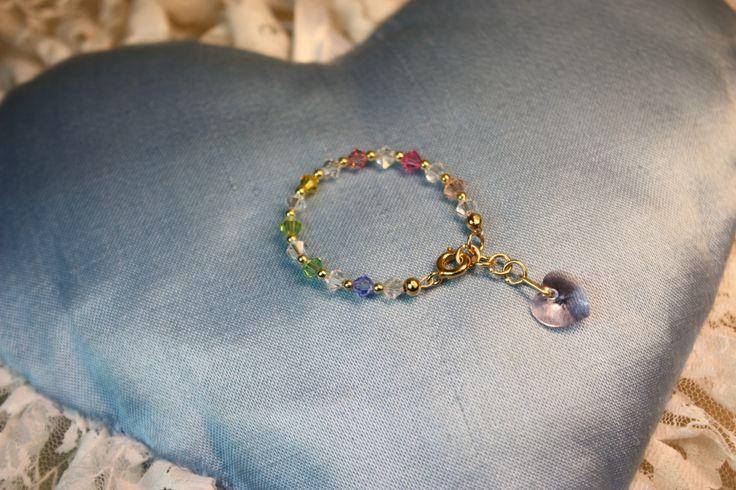 Christening Jewellery for baby. Hand-made. Manufactured by Goldsmith Sanna Hytönen, Finland https://www.facebook.com/kultaseppasannahytonen?ref=bookmarks