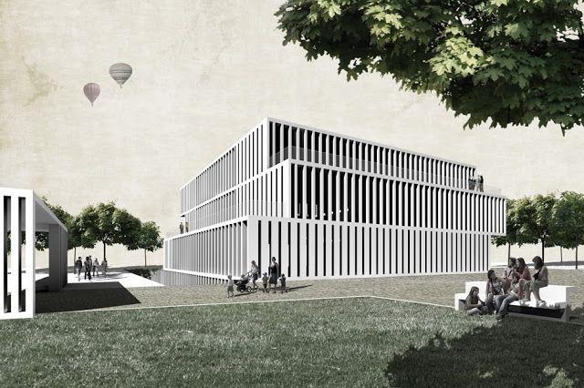 Ted a arquitectos edificio imas mallorca nuevos - Arquitectos mallorca ...