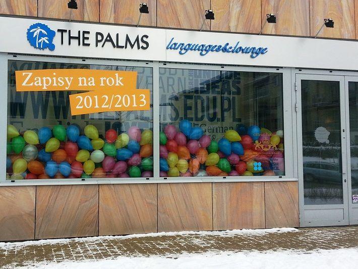 Nie pominęliśmy karnawału. To idealna okazja. #carnival #party #window #display #baloons