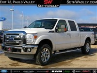 2013 Ford F250 4x4 w/ Lariat Ultimate Package