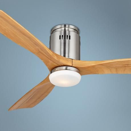 Ceiling Hugger Fans With Lights: 52