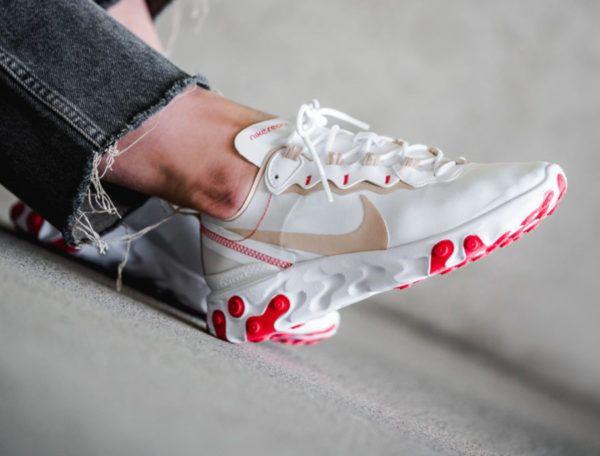 chaussure femme nike react