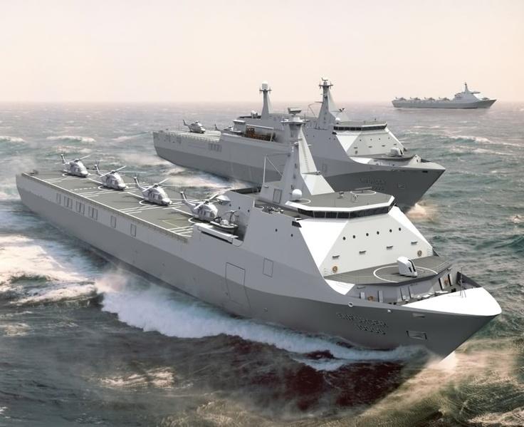 апреле военные корабли будущего фото территории