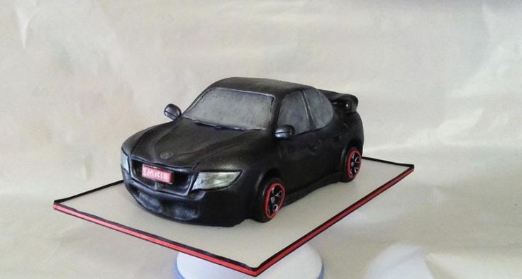 Holden commodore - Cake by Galyna Harb