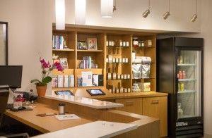 Chiropractic Office Design in Atlanta