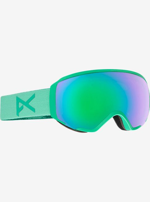 Shop the anon. WM1 Goggle along with more Women's Snowboard and Ski Goggles from Winter 16 at Burton.com