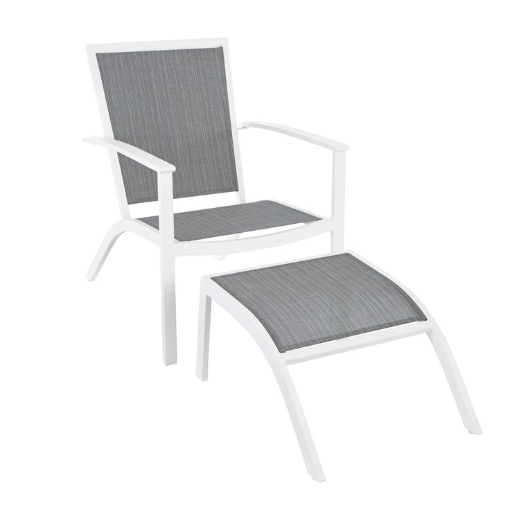Living Accents Stackable Yukon Chair Outdoor Dining
