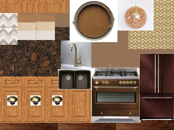 I am in love with this kitchen design keeping the oak for Kitchen remodel keeping oak cabinets