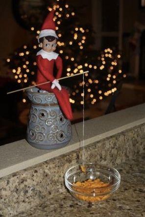 Le lutin taquin - Elf on the Shelf story en français