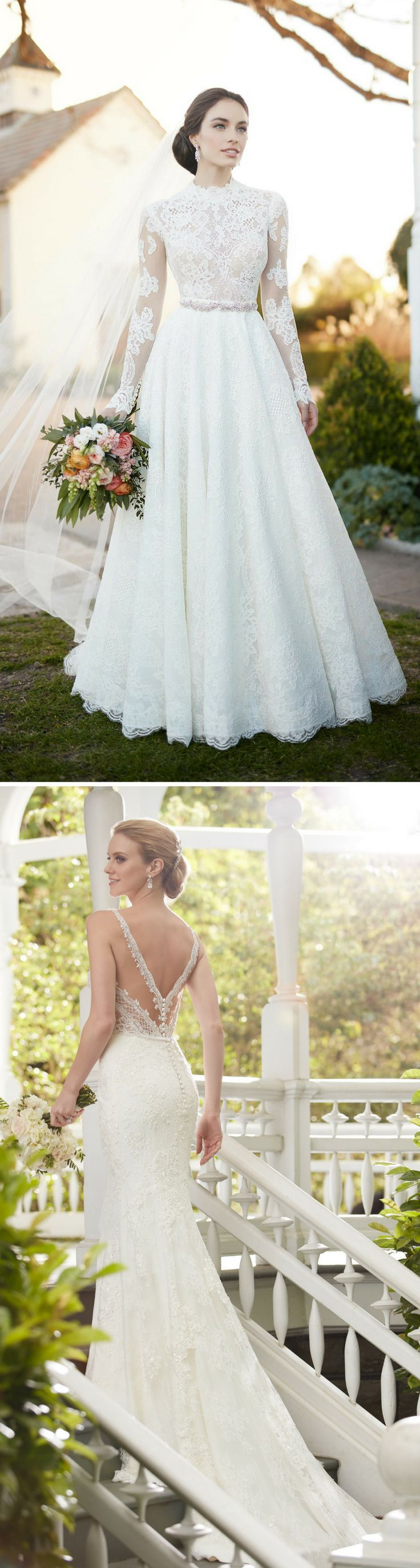 376 best Antique Wedding Dresses images on Pinterest | Vintage gowns ...