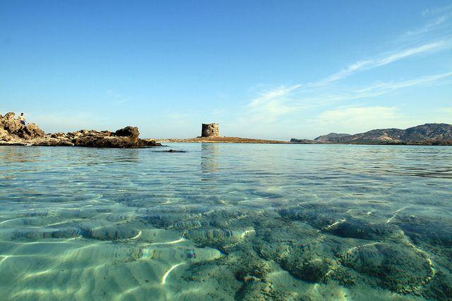 Italy, Sardinia, Stintino