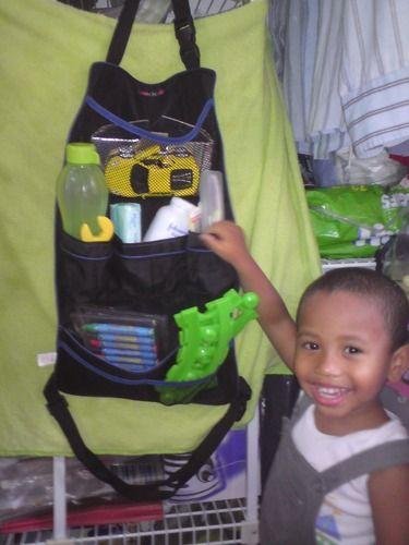 Munchkin Backseat Organizer Baby Accessories Pinterest