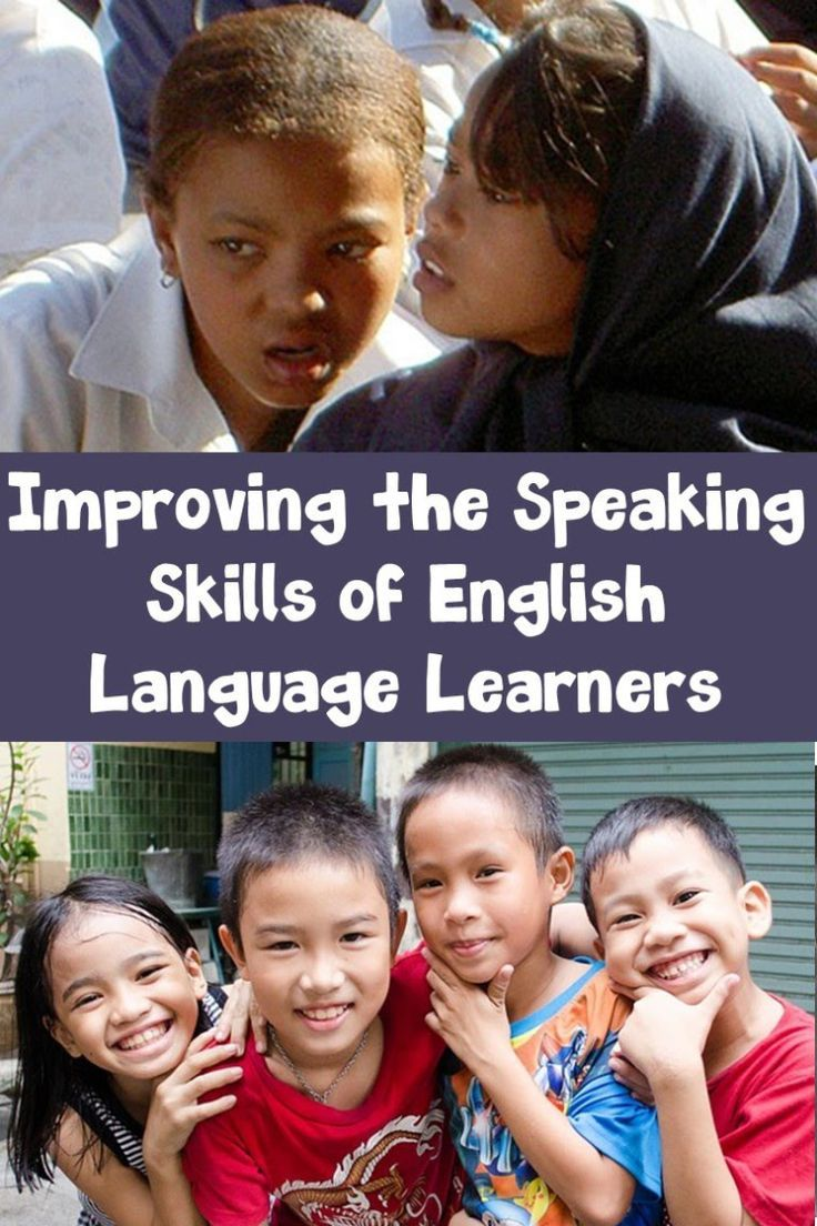 speaking skill in english langauge The case for a comprehensive, four-skills assessment of english  users of english-language proficiency  estimating skill in a specific domain (speaking,.