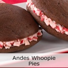 Andes Creme de Menthe Whoopies Recipe