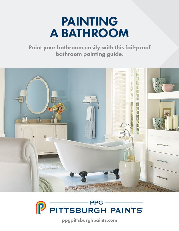 8 best Bathroom Paint Colors & Tips images on Pinterest | Bathroom ...
