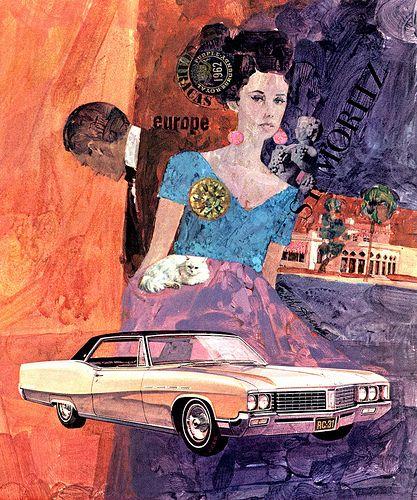 1969 Buick Electra 225 For Sale: Chromjuwelen: Vintage Ads