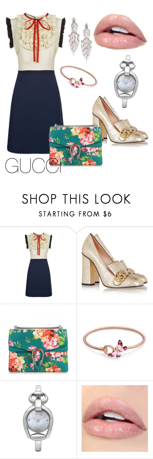 """outfit#92"" by alifia-fae on Polyvore featuring Gucci"