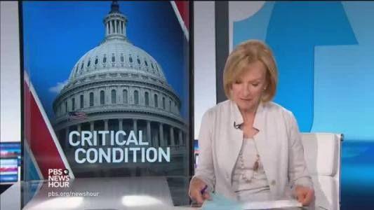 PBS NewsHours Judy Woodruff is live now with Republican Senators Pat Roberts and Roger Wicker.WATCH: Tonight PBS NewsHours Judy Woodruff speaks wit #news #alternativenews