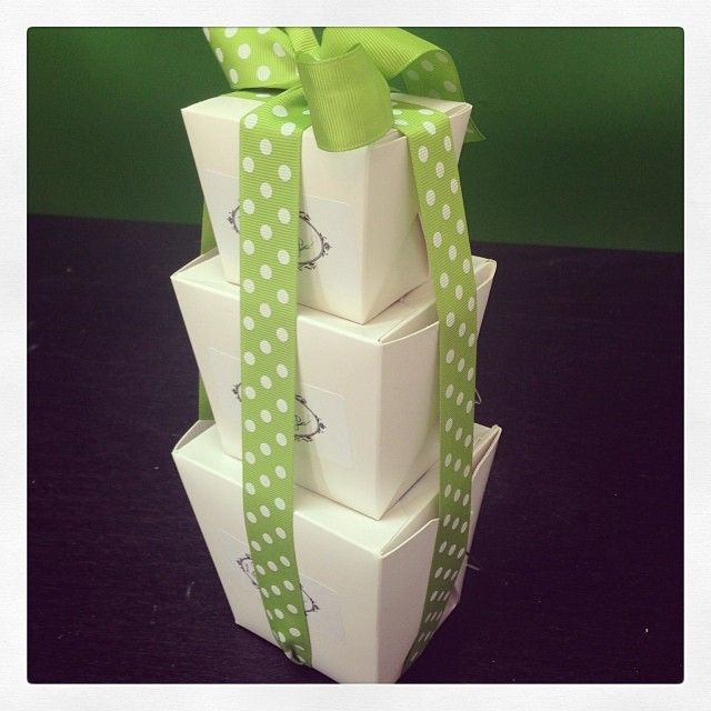 Confectionery Tower.. Lolly Candy Boxes