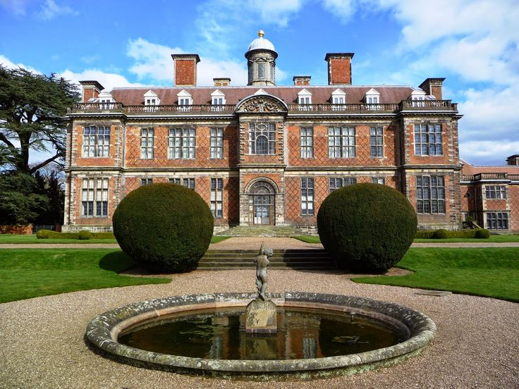 Sudbury Hall & National Trust Museum of Childhood, Derbyshire, England. The Hall was the main setting for the 1995 adaptation of Pride and Prejudice with all-time favourite Colin Firth as the dashing Mr Darcy. The Library, Great Staircase, The Saloon and Long Gallery all featured as scenes at Pemberley House during this Jane Austin classic