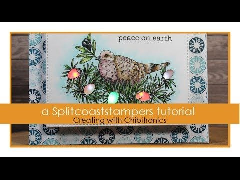 Creating with Chibitronics Tutorial - Splitcoaststampers