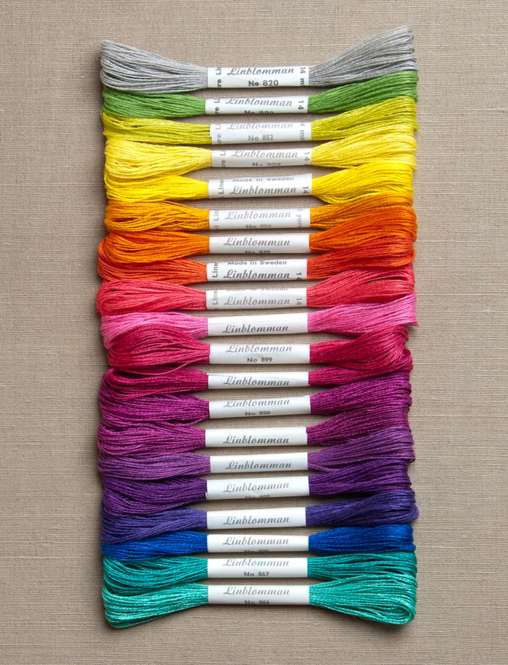 Yli Tuhat Ideaa Embroidery Floss Storage Pinterestiss