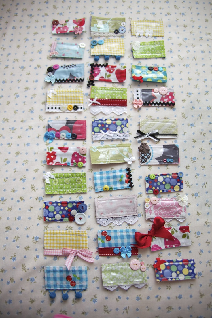Name tag craft ideas - My Name Tags