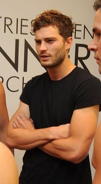 Jamie Dornan- so sexy, so not fair!! being that hot shouldn't be legal!!