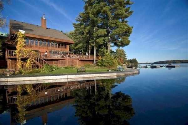 Westwind Inn Buckhorn beckons you!  Weddings, Dining,Conferences  See GPS and Get Directions to this idyllic setting!