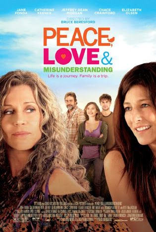 peace love and misunderstanding - Google Search