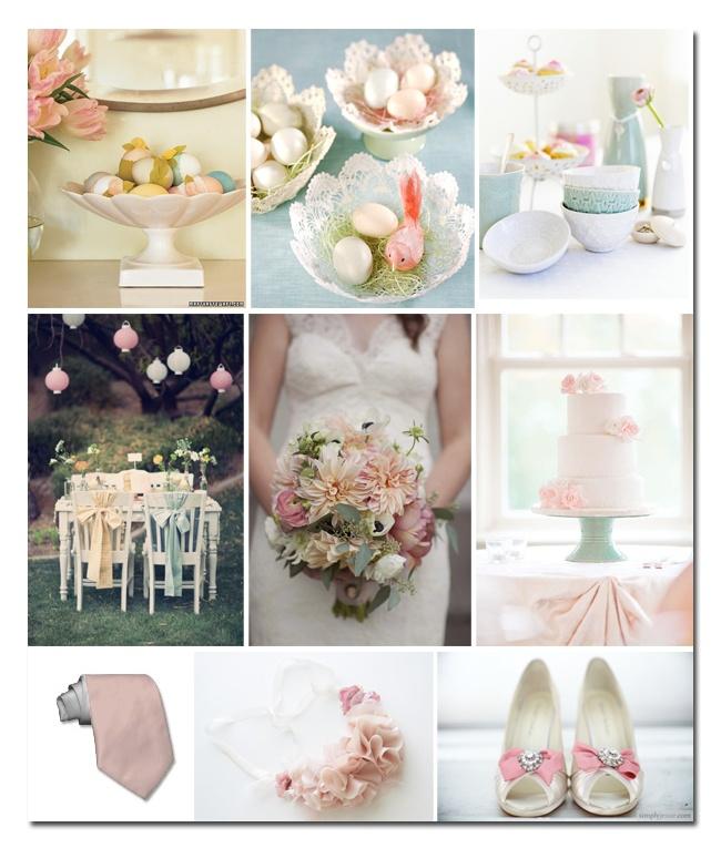 .easter wedding