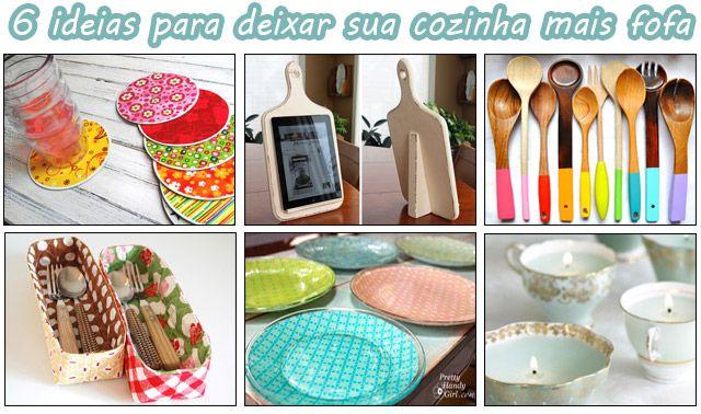 Craft na Cozinha