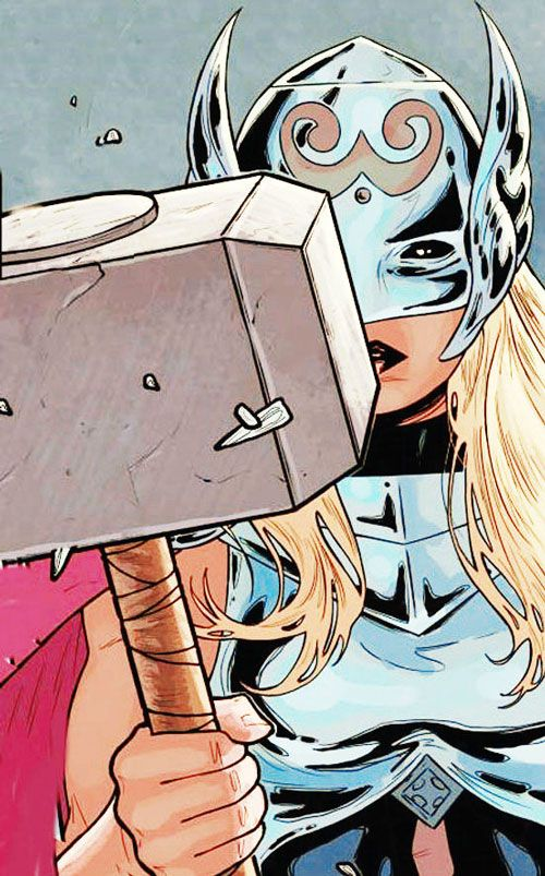 Thor #2 by Russell Dauterman, colours by Matt Wilson