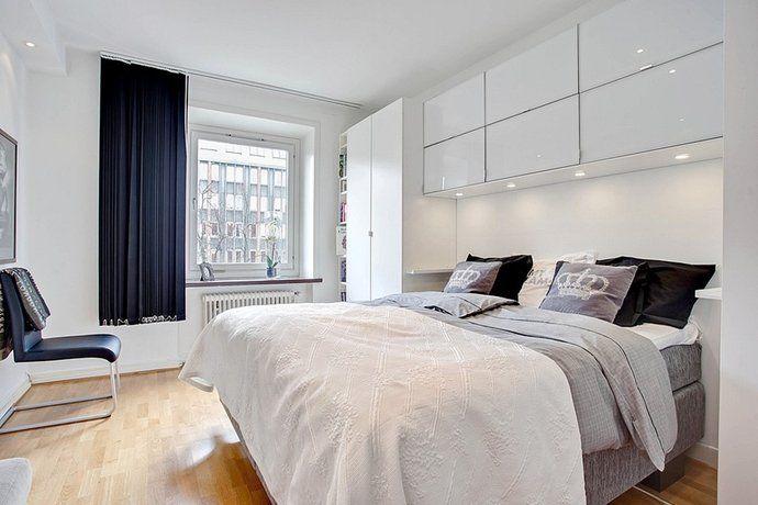 sovrum förvaring ovanför sängen - Sök på Google