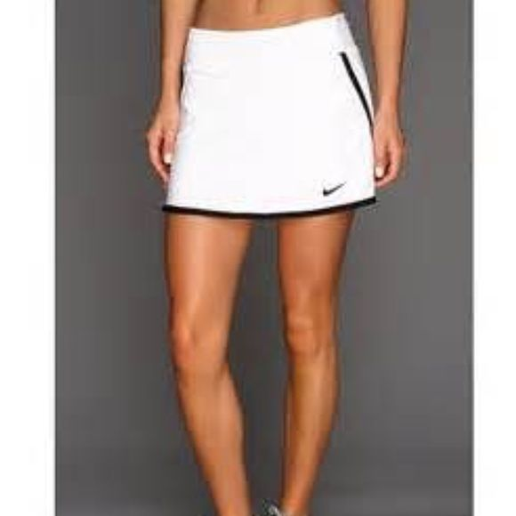 Selling this NEW Nike Tennis Skirt can bundle more in my Poshmark closet! My username is: loloposh. #shopmycloset #poshmark #fashion #shopping #style #forsale #Nike #Dresses