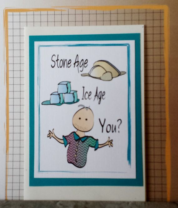 Funny Birthday Card for Men - Old Age Birthday Wishes for Him