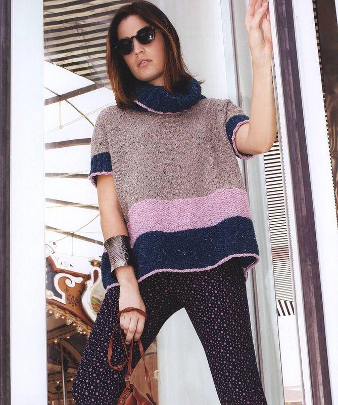 Альбом«Vogue Knitting. Vary Easy Sweaters 2013»/новый/. Обсуждение на LiveInternet - Российский Сервис Онлайн-Дневников