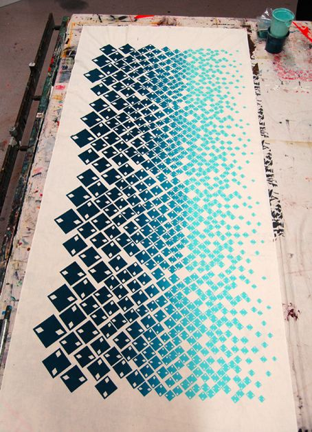Fison-Zair: Print and Pattern