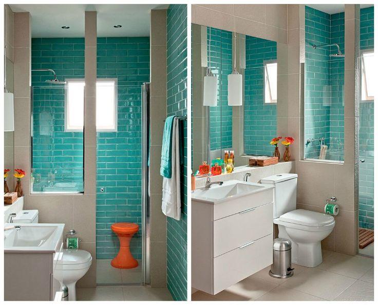 Проект маленькой и стильной ванной комнаты #МаленькаяВанная #сантехника